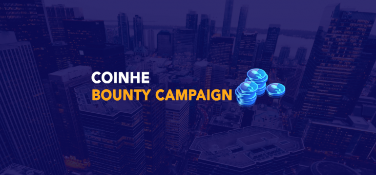 coinhe bountycampaign