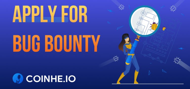 Apply for bug bounty